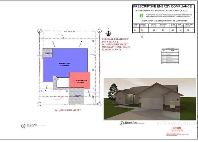 130 SW Gettysburg, Mountain Home, ID 83647 (MLS #98814830) :: Idaho Real Estate Advisors