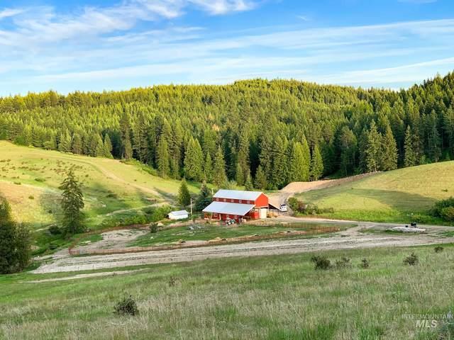 1020 E Rock Creek, Potlatch, ID 83855 (MLS #98814834) :: Navigate Real Estate