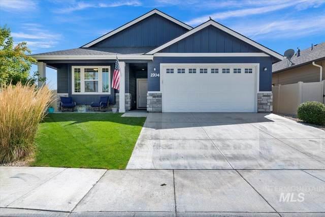2704 N Summerbrook Ave, Meridian, ID 83646 (MLS #98814899) :: Scott Swan Real Estate Group