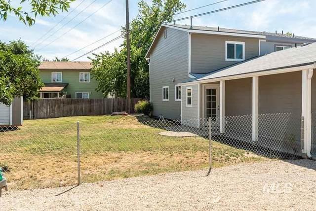 2311 W Wright Street, Boise, ID 83705 (MLS #98814913) :: The Bean Team