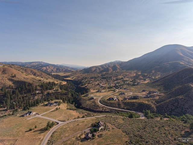 TBD Mores Creek Rim Road, Boise, ID 83716 (MLS #98814920) :: Trailhead Realty Group