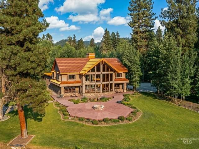 4053 Elk Valley Way, Mountain Home, ID 83647 (MLS #98814992) :: New View Team