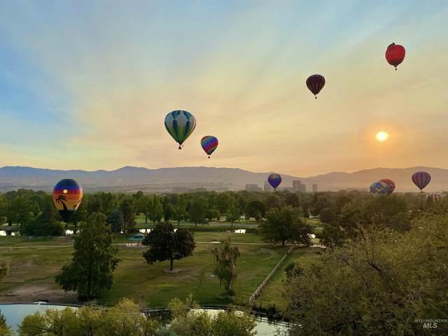 3701 W Crescent Rim Dr #202, Boise, ID 83706 (MLS #98815003) :: Bafundi Real Estate