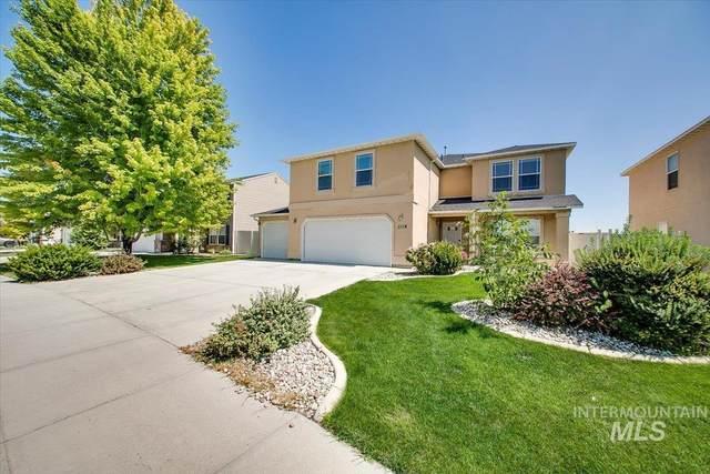 1118 N Cambrick Dr, Kuna, ID 83634 (MLS #98815032) :: Scott Swan Real Estate Group