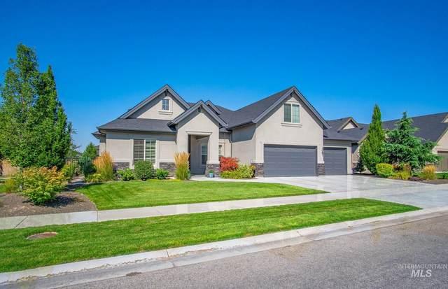 3087 S Fox Run Ave, Eagle, ID 83616 (MLS #98815037) :: Idaho Life Real Estate