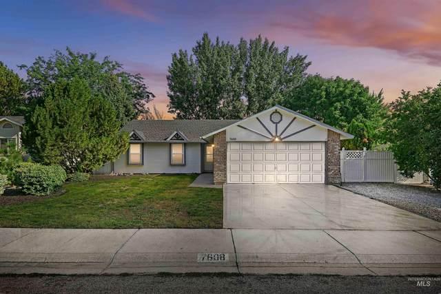 7608 W Saddlehorn, Boise, ID 83709 (MLS #98815091) :: New View Team