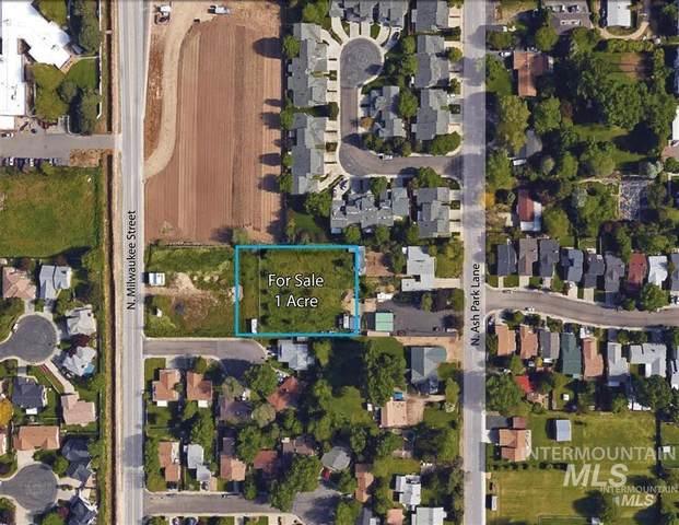 TBD N Milwaukee Ct, Boise, ID 83704 (MLS #98815111) :: Trailhead Realty Group