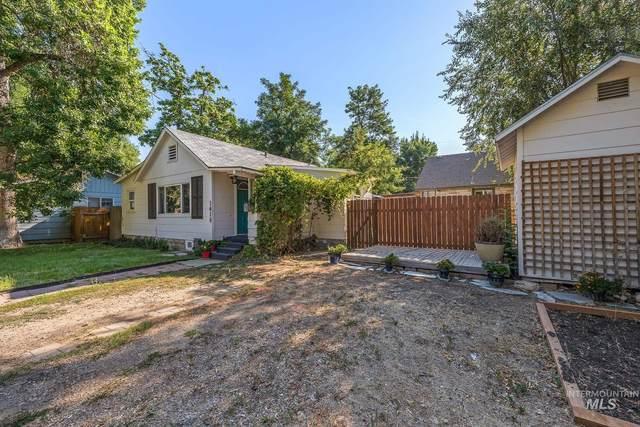 1618 S Lincoln, Boise, ID 83706 (MLS #98815118) :: Scott Swan Real Estate Group