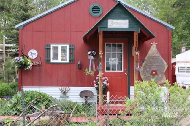 110 Cottonwood St., Idaho City, ID 83631 (MLS #98815135) :: Build Idaho