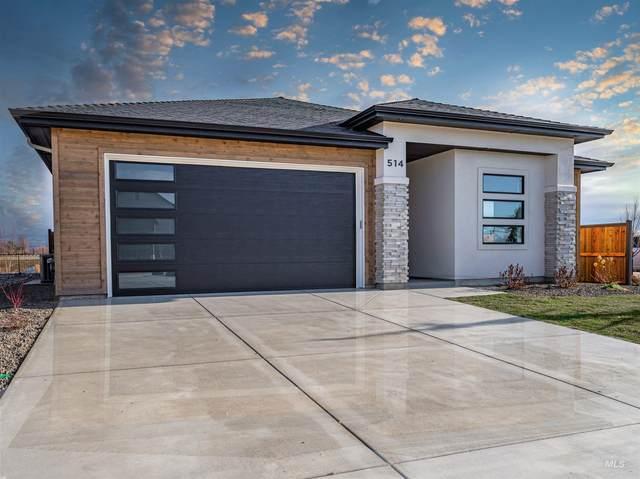 571 S Steephead Ln, Eagle, ID 83616 (MLS #98815149) :: Build Idaho