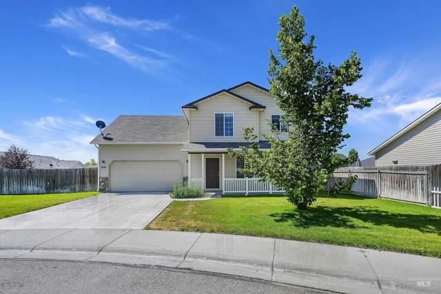 2081 W Lake Pointe Ct, Nampa, ID 83651 (MLS #98815165) :: Scott Swan Real Estate Group