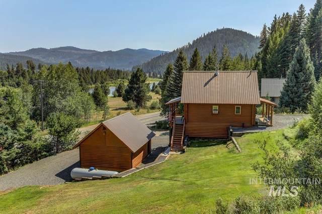 2 King Hill, Smiths Ferry, ID 83611 (MLS #98815261) :: Build Idaho