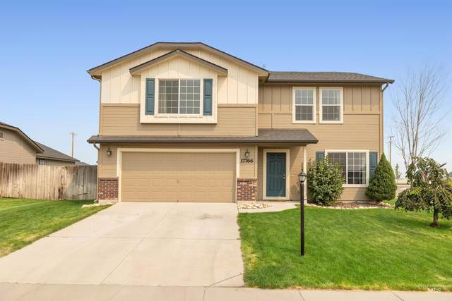 17766 Mountain Springs Ave, Nampa, ID 83687 (MLS #98815288) :: First Service Group