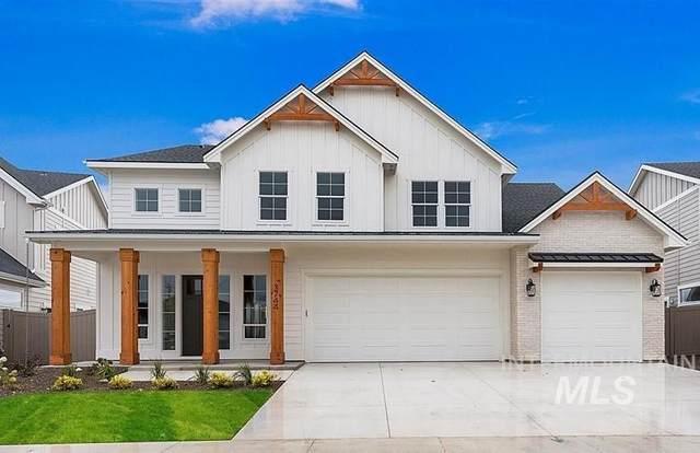 2535 S Tucson Ave, Nampa, ID 83686 (MLS #98815316) :: Build Idaho