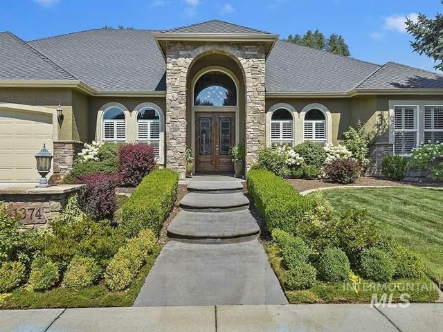 1374 E Rivers End Drive, Eagle, ID 83616 (MLS #98815328) :: Bafundi Real Estate
