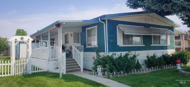 245 W Checola Circle, Boise, ID 83713 (MLS #98815333) :: The Bean Team