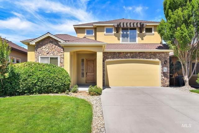 1590 W W Par Court, Eagle, ID 83616 (MLS #98815368) :: Idaho Real Estate Advisors