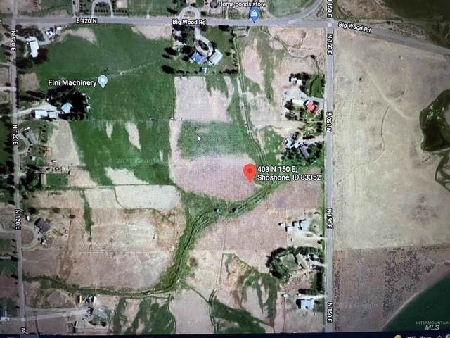 403 N 150 E, Shoshone, ID 83352 (MLS #98815422) :: Trailhead Realty Group