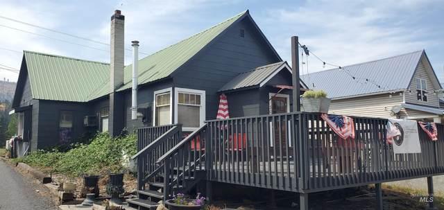 308 Hill St, Kamiah, ID 83536 (MLS #98815440) :: Boise River Realty