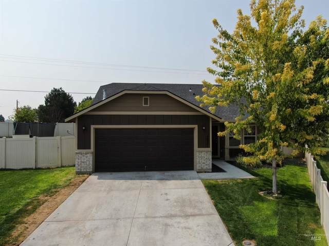 2921 S Mystic Seaport Avenue, Nampa, ID 83636 (MLS #98815450) :: Epic Realty