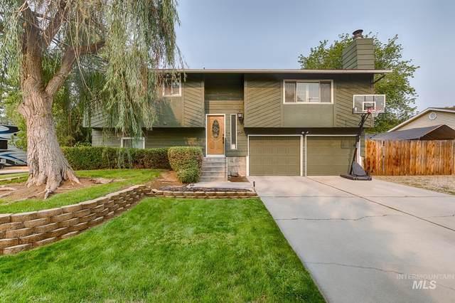 3571 Chuckwagon Ave, Boise, ID 83713 (MLS #98815469) :: The Bean Team