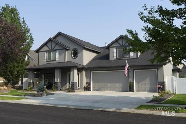 820 E Loggers Pass St, Meridian, ID 83642 (MLS #98815512) :: Scott Swan Real Estate Group
