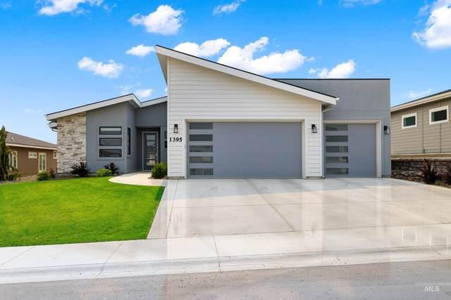 1395 W Tenzing Street, Nampa, ID 83686 (MLS #98815541) :: Build Idaho