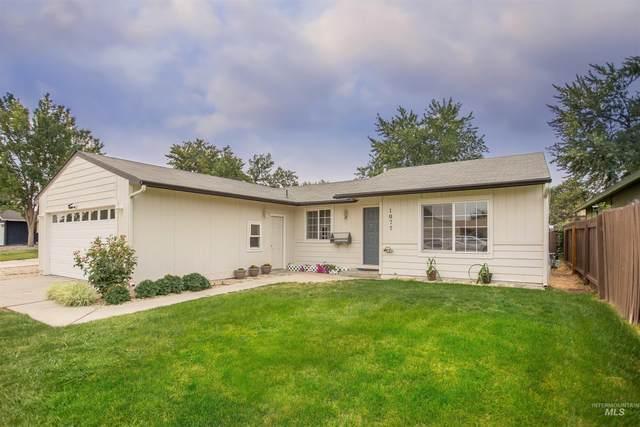 1077 W Fairwood Ct, Meridian, ID 83646 (MLS #98815594) :: Bafundi Real Estate