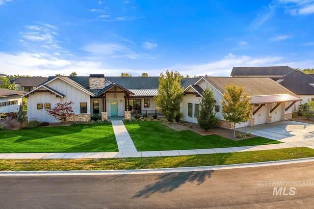 597 S Hiddenwood Lane, Eagle, ID 83616 (MLS #98815627) :: City of Trees Real Estate