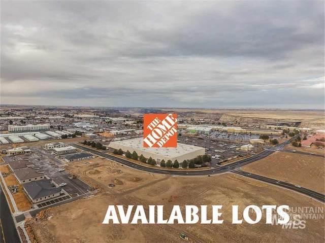 1505 Madrona St N Bldg 1400, Twin Falls, ID 83301 (MLS #98815651) :: Minegar Gamble Premier Real Estate Services