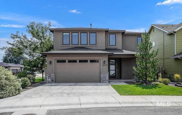 6097 W. Township, Boise, ID 83703 (MLS #98815741) :: Bafundi Real Estate