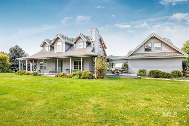 101 Quail Ridge Dr, Shoshone, ID 83352 (MLS #98815742) :: Beasley Realty