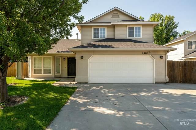 6401 E Shellbrook Dr., Nampa, ID 83687 (MLS #98815791) :: Scott Swan Real Estate Group