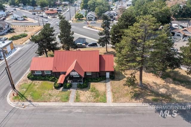 744 7th Street, Clarkston, WA 99403 (MLS #98815792) :: City of Trees Real Estate