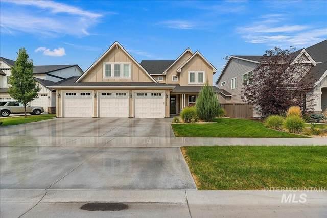 5355 S Tindaris Place, Meridian, ID 83642 (MLS #98815847) :: Scott Swan Real Estate Group