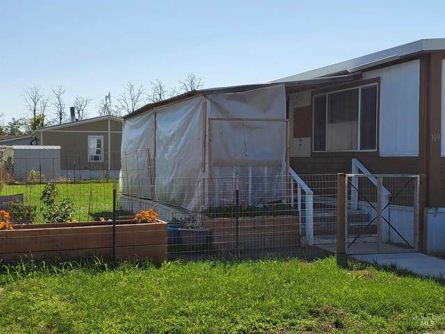 715 Center #109 #109, Kimberly, ID 83341 (MLS #98815883) :: Scott Swan Real Estate Group