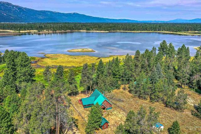 80 Golden Place, Donnelly, ID 83615 (MLS #98815940) :: New View Team