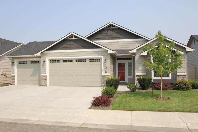 1376 W Pebblestone Dr, Meridian, ID 83646 (MLS #98815999) :: City of Trees Real Estate