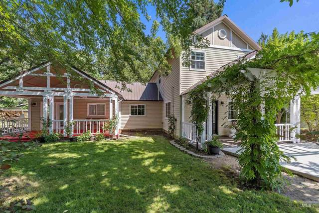 2306 W Palouse St, Boise, ID 83705 (MLS #98816014) :: Full Sail Real Estate