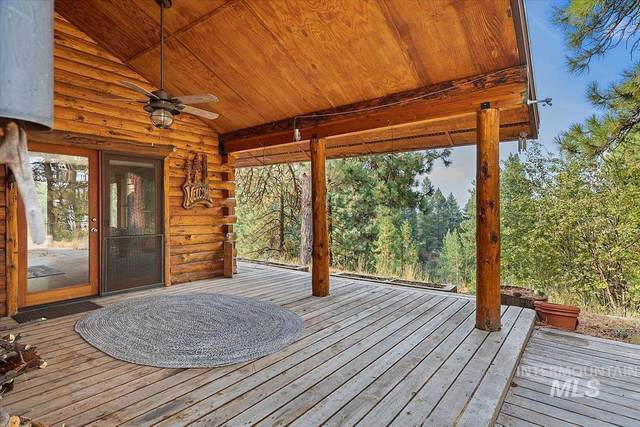461 Hilltop, Cascade, ID 83611 (MLS #98816040) :: Build Idaho