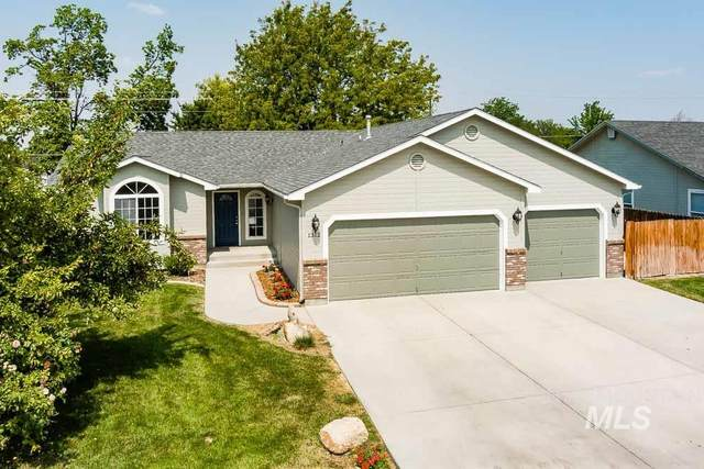 1312 W Elmore Ave, Nampa, ID 83657 (MLS #98816071) :: Epic Realty