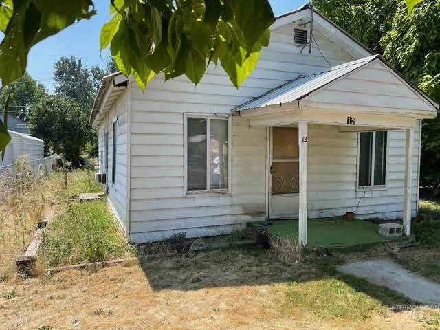 12 E. 2nd St, Middleton, ID 83644 (MLS #98816075) :: Boise River Realty