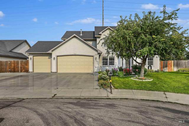 12245 W Caddy Ct, Boise, ID 83709 (MLS #98816081) :: New View Team