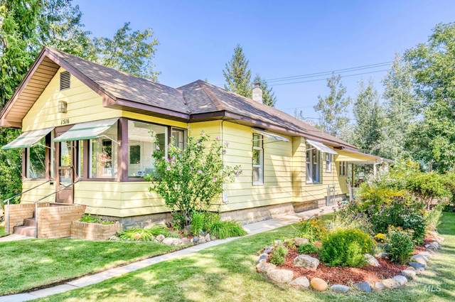 1516 N 15th, Boise, ID 83702 (MLS #98816101) :: First Service Group