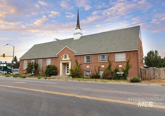 7 N Main, Paul, ID 83347 (MLS #98816130) :: Minegar Gamble Premier Real Estate Services
