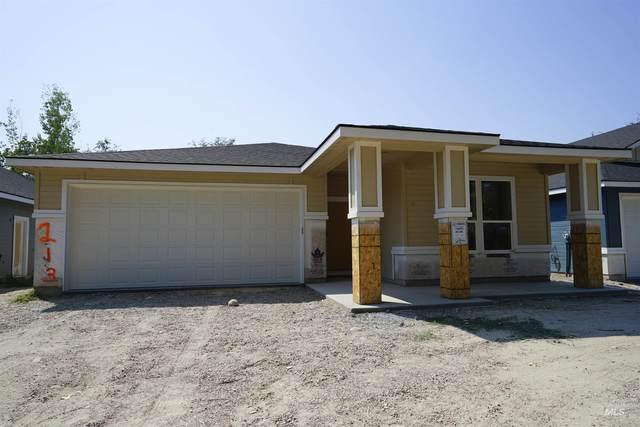 213 W Nevada, Homedale, ID 83628 (MLS #98816138) :: Build Idaho