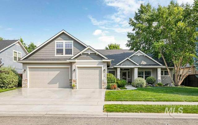 710 W Caine Street, Meridian, ID 83646 (MLS #98816223) :: Juniper Realty Group
