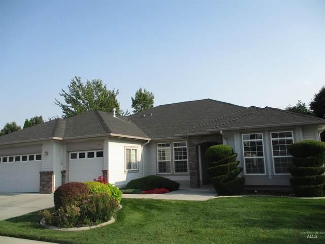 3399 W Kirkam Ln, Meridian, ID 83646 (MLS #98816233) :: Team One Group Real Estate