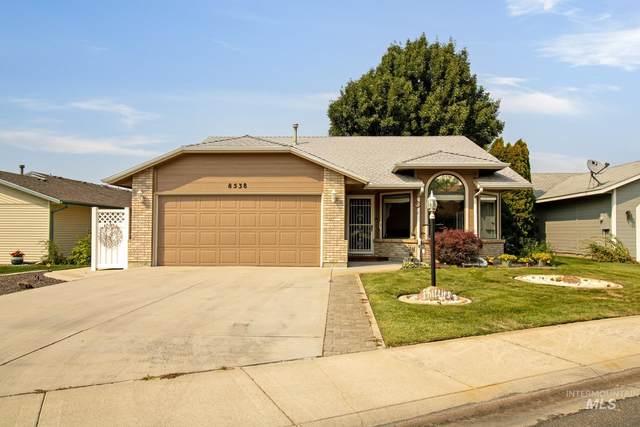 8538 W Willowcourt Drive, Garden City, ID 83714 (MLS #98816276) :: First Service Group