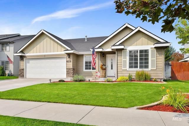 4232 E Burgundy Drive, Nampa, ID 83686 (MLS #98816333) :: Bafundi Real Estate
